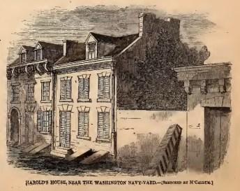 Davy's House Harper's 5-20-1865