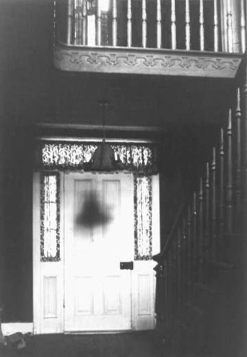 Horsehead Front Door and Staircase 1987