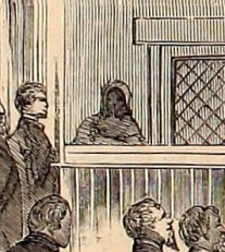 Mary Surratt Trial Frank Leslie