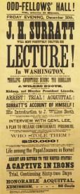 Surratt Proposed Lecture