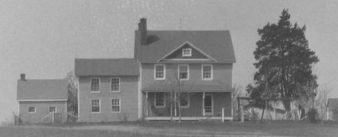 Dr. Mudd house 1933