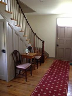 Mudd House Stairs