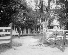 Surratt House circa 1920 LOC