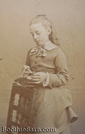 Adrienne Clarke 1875 NYPL