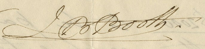 JBB Signature Folger