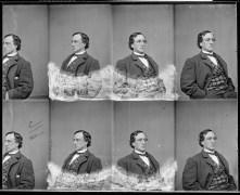 Junius Brutus Booth, Jr. NARA 1