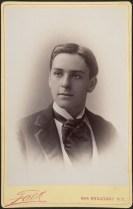 Sydney Barton Booth Harvard 1