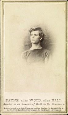 Lewis Powell CDV H