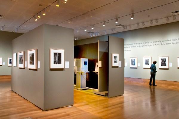 Ansel Adams Booth Western Art Museum