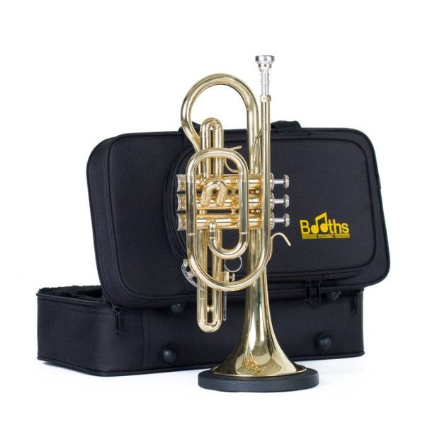 Cornets - Booths Student Instruments