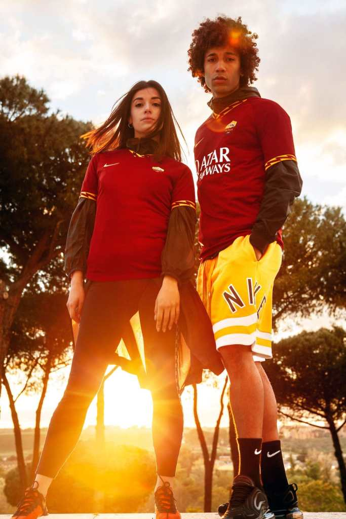 AS Roma 2019/20 Home