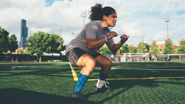 Football Warm Up Exercises for the Weekend Warrior
