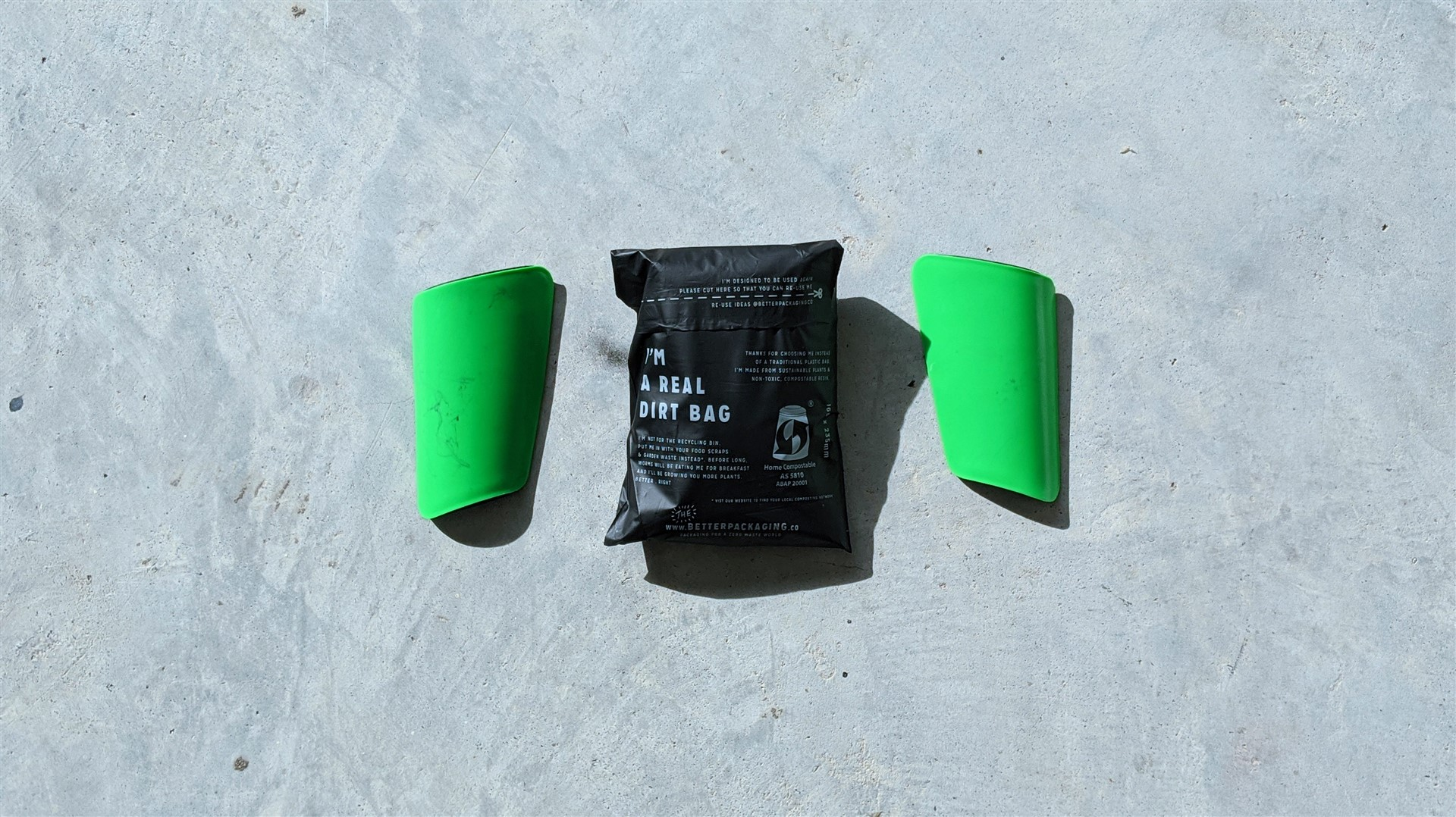 GreenGuards - football shin pads