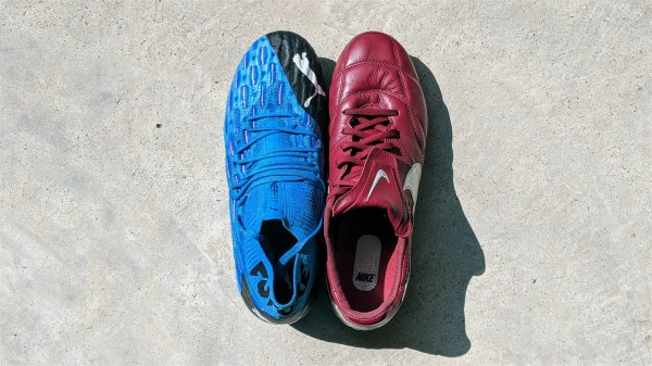 best football boots for wide feet - puma future 5.1 , nike premier 2.0 (1920 x 1078)