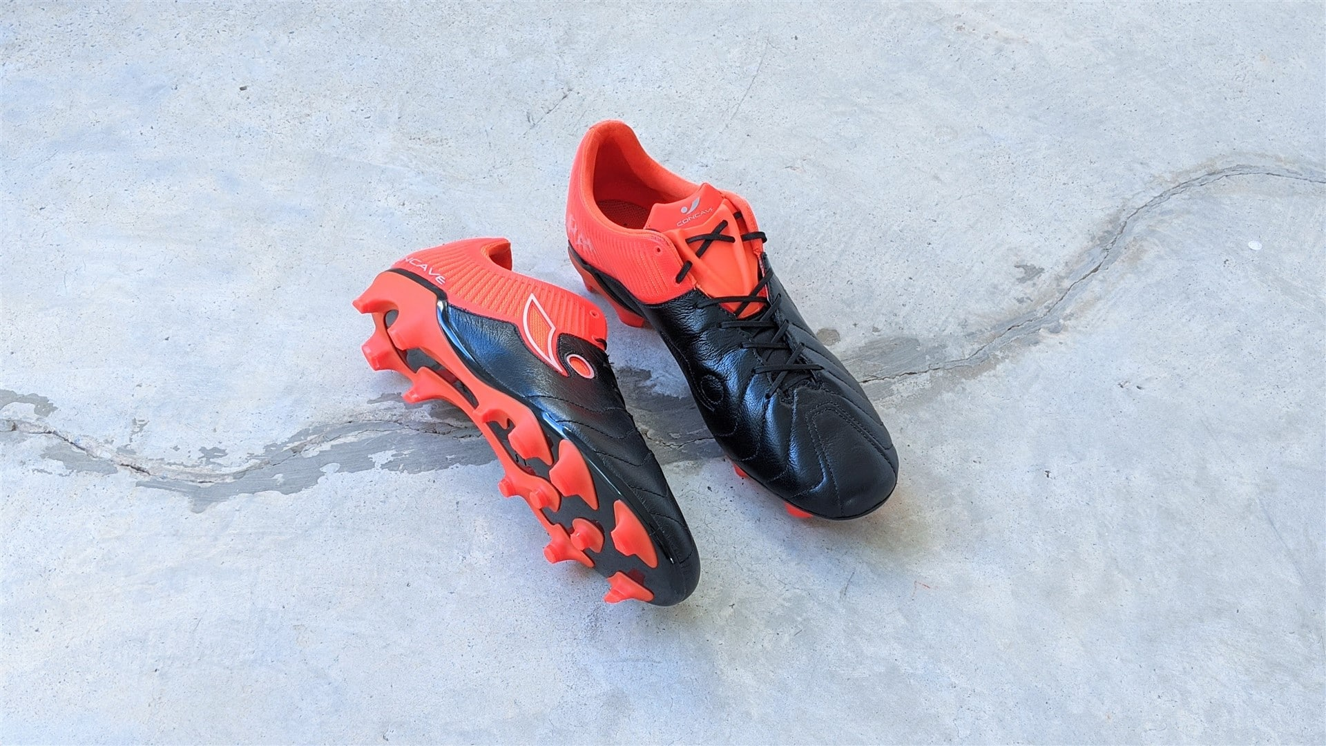Concave Aura+ football boots soccer cleats review