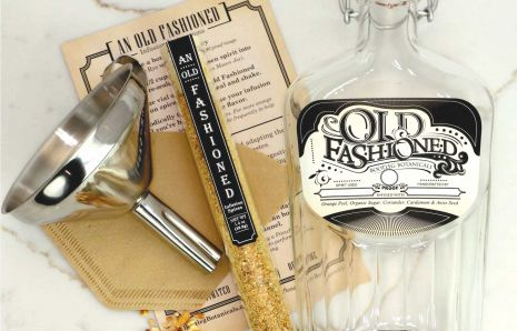 Old Fashioned Cocktail Infusion Kit