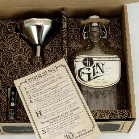Bootleg Botanicals Botanical Gin Alcohol Infusion Kit