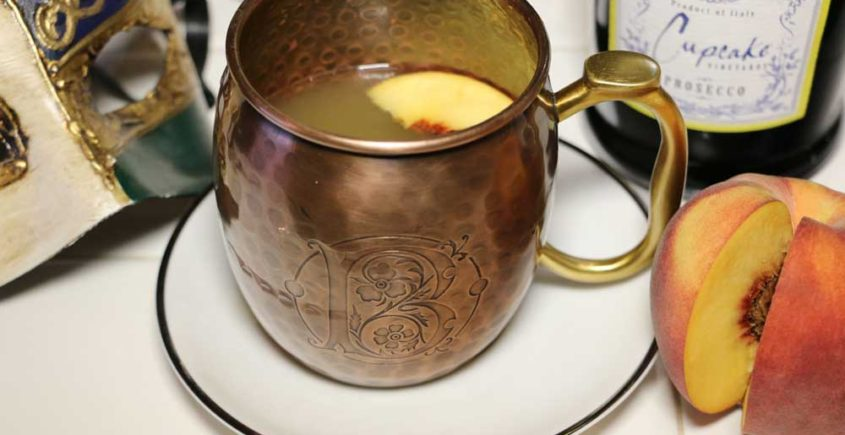 The Venetian Mule Cocktail