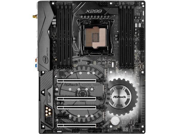 ASRock - X299 Taichi ATX LGA2066 Motherboard