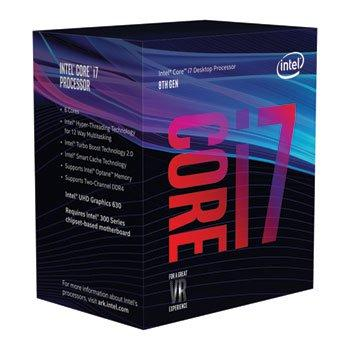 Core i7-8700 3.2GHz 6-Core Processor
