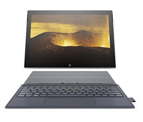 HP ENVY x2 12-inch detachable laptop with-stylus pen and 4G LTE-Qualcomm Snapdragon 835 Processor 4 GB RAM 128 GB flash storage Windows 10 12-e091ms SilverBlue