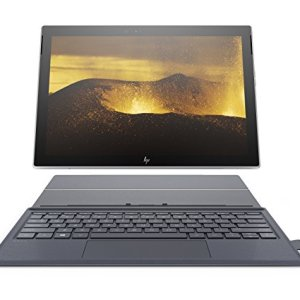 HP ENVY x2 12-inch detachable laptop with-stylus pen and 4G LTE-Qualcomm Snapdragon 835 Processor 4 GB RAM 128 GB flash storage Windows 10 12-e091ms SilverBlue