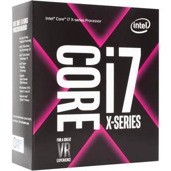 Intel - Core i7-7820X 3.6 GHz 8-Core Processor