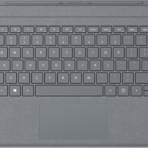 Surface Pro Signature Type Cover - Platinum