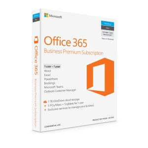 office 365 business premium subscription