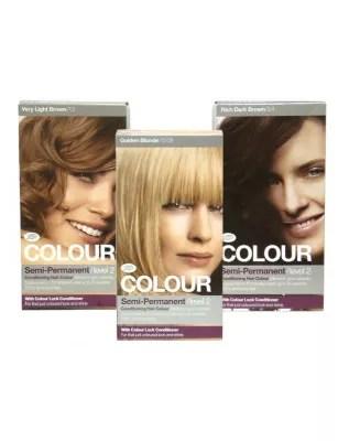 semi permanent blonde hair dye