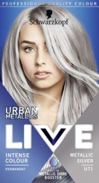 Best Silver Hair Color