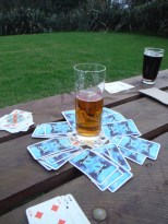 King's Cup. F**king King's Cup. My liver hates this game.
