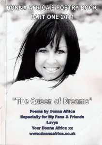 My Publsihed Poetry Book