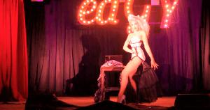 Corporate Burlesque Entertainment Booking Sukki Singapora