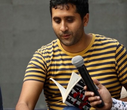 An Interview With Author Kiran Bhat