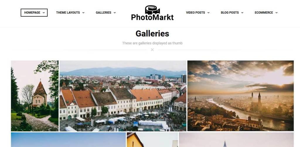 photomarkt: meilleurs thèmes pour site d'ecommerce