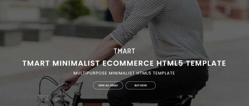 tmart : thème pour site d'ecommerce