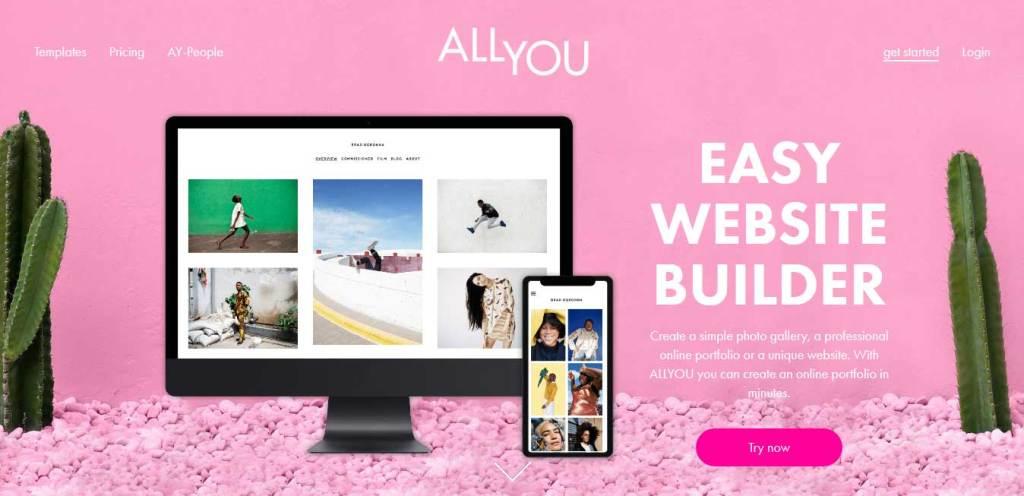 allyou : création de site internet