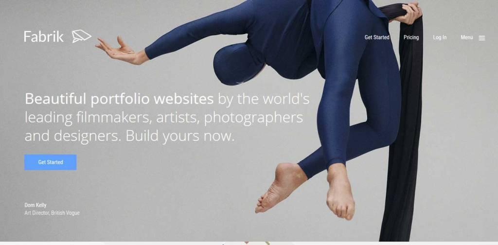 fabrik : créateur de site internet