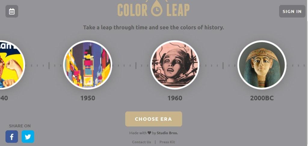 Color-Leap