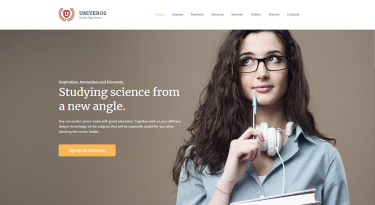 The Ultimate Guide to Creating Interactive Websites For Education –  BootstrapBay