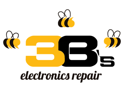 3 B's Electronics Repair Logo