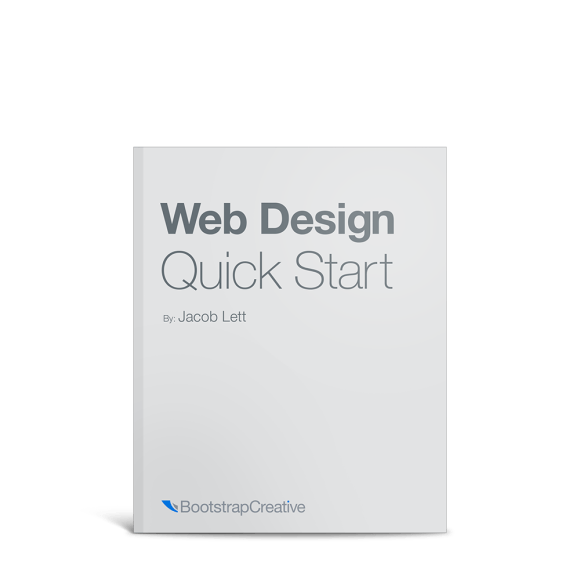 web design quick start book