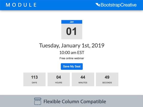 hubspot event registration module