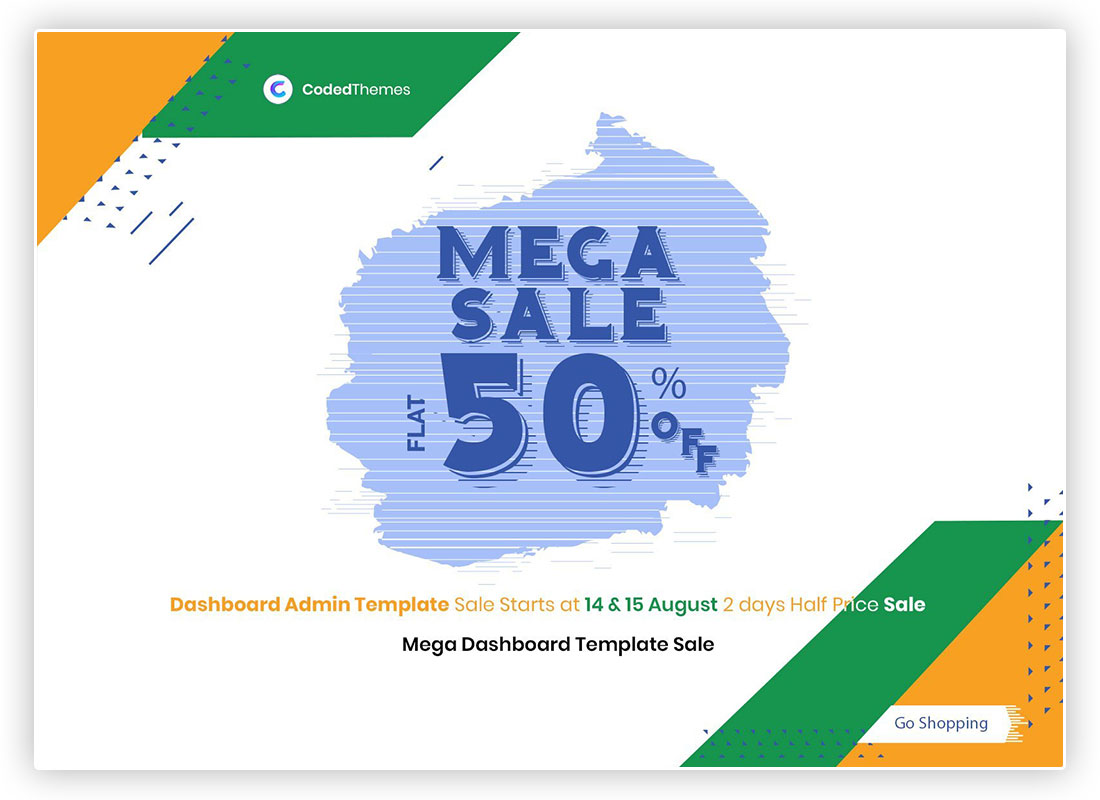 discount on all Admin Templates