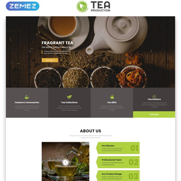 TEA Production Bootstrap Template