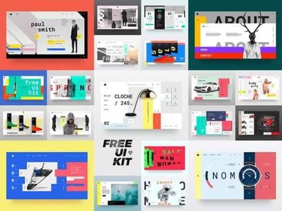 HeaderZ free design