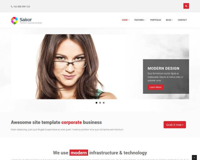 Every business needs a website, but how do you go about? Best Bootstrap Templates And Themes 2021 Bootstraptaste