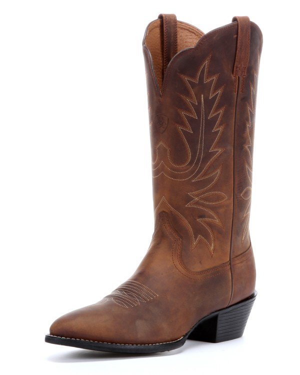 Cheap Brown Cowgirl Boots - Boot Yc