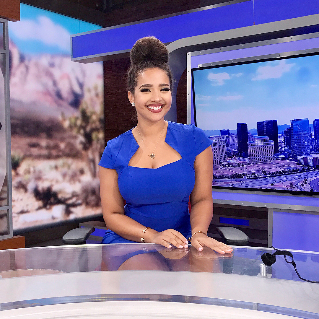 Viral News News And Photos: Dallas News Anchor Goes Viral, Slammed For Being 'Too Sexy